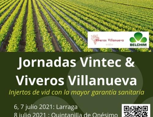 Jornadas Vintec & Viveros Villanueva